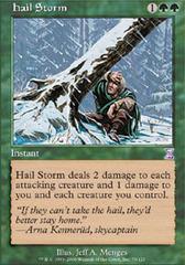 Hail Storm - Foil
