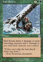 Hail Storm - Foil (TSB)