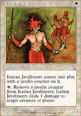 Icatian Javelineers - Foil