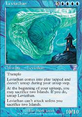 Leviathan - Foil