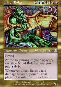 Nicol Bolas - Foil