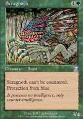 Scragnoth - Foil (TSB)