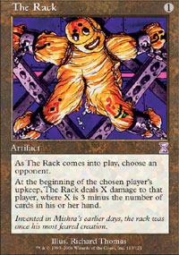 The Rack - Foil