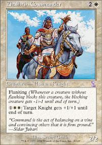 Zhalfirin Commander - Foil