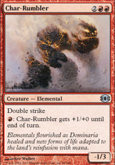 Char-Rumbler - Foil on Channel Fireball