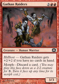 Gathan Raiders - Foil