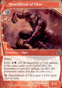 Henchfiend of Ukor - Foil