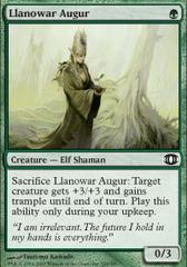 Llanowar Augur - Foil