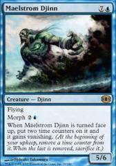 Maelstrom Djinn - Foil