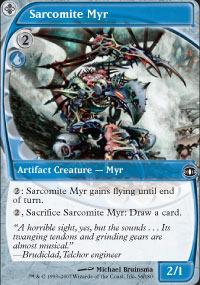 Sarcomite Myr - Foil