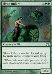 Elven Riders - Foil