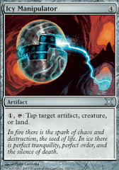 Icy Manipulator - Foil on Channel Fireball
