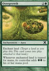 Overgrowth - Foil