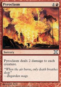 Pyroclasm - Foil