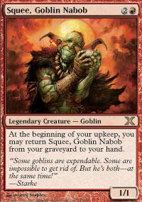 Squee, Goblin Nabob - Foil