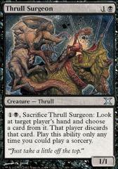 Thrull Surgeon - Foil