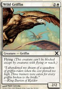 Wild Griffin - Foil