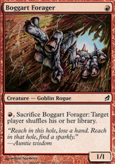 Boggart Forager - Foil on Channel Fireball