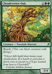 Cloudcrown Oak - Foil