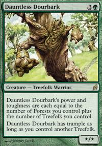 Dauntless Dourbark - Foil