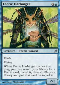 Faerie Harbinger - Foil