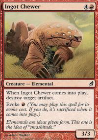 Ingot Chewer - Foil