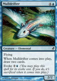 Mulldrifter - Foil