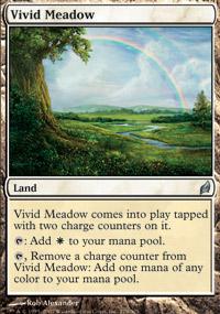 Vivid Meadow - Foil