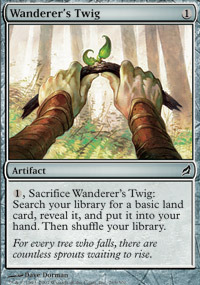 Wanderers Twig - Foil