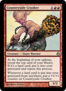 Countryside Crusher - Foil