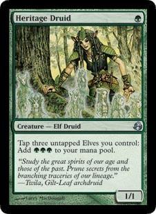 Heritage Druid - Foil