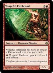 Vengeful Firebrand - Foil