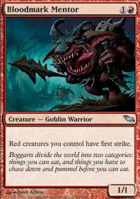 Bloodmark Mentor - Foil