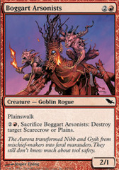 Boggart Arsonists - Foil on Channel Fireball