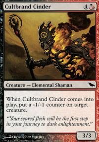 Cultbrand Cinder - Foil