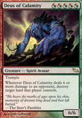 Deus of Calamity - Foil