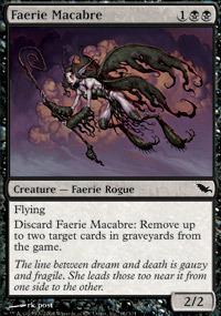 Faerie Macabre - Foil