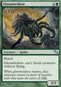 Gloomwidow - Foil