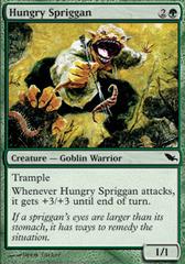 Hungry Spriggan - Foil