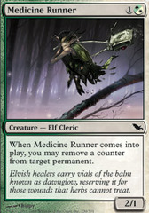 Medicine Runner - Foil