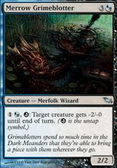 Merrow Grimeblotter - Foil