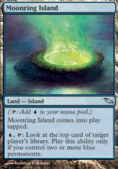 Moonring Island - Foil