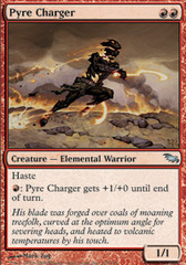 Pyre Charger - Foil