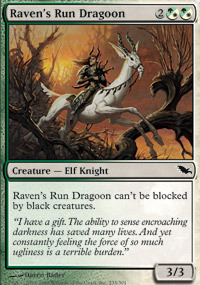 Ravens Run Dragoon - Foil