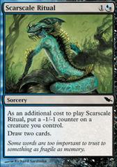 Scarscale Ritual - Foil