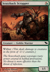 Scuzzback Scrapper - Foil