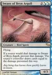 Swans of Bryn Argoll - Foil