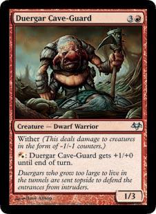 Duergar Cave-Guard - Foil