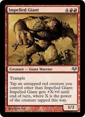 Impelled Giant - Foil