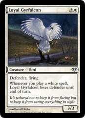 Loyal Gyrfalcon - Foil